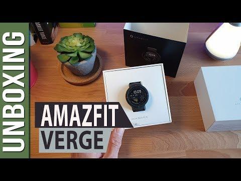 Amazfit Verge – Unboxing!