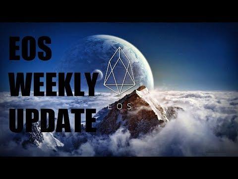 EOS Weekly Update! ft. EOSIO 1.6, Scatter Facebook Bridge, Parsl SEED Airdrop, & EOS VR!