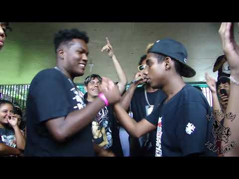 Big Mike & Neo(RJ) x Riaj & Kant | 1° Fase | Primeira do Ano 2019