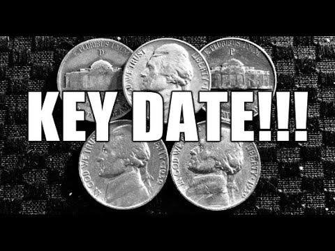 OMG! Key Date Jefferson Nickel Found In Coin Roll Hunt Plus Silver!