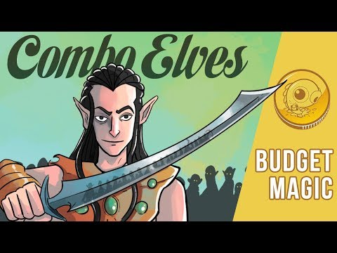 Budget Magic: $97 (14 tix) Combo Elves (Modern, Magic Online)