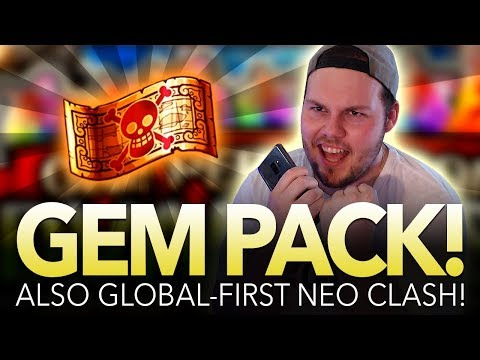 """NEW LEGEND!"" GEM PACK LEGEND SUMMON! Global-First Neo GARP?! (ONE PIECE Treasure Cruise)"