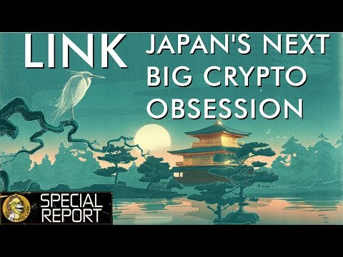 Japan's Next Big Thing – LINK Cryptocurrency By LINE