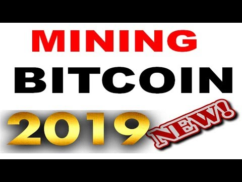 Bitcoin Mining free bitcoin miner Easy 2019 / Simple ( new site )