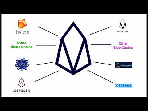 EOS – King of the eosio chains?