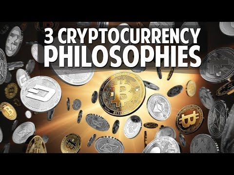 3 Cryptocurrency Philosophies (+ Example Tone Vays Livestream)