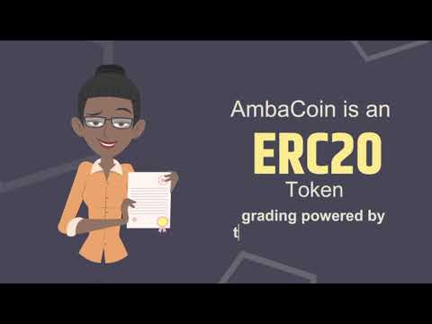 Discover Ambacoin : the new african cryptocurrency!