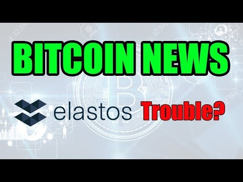 Elastos in Trouble?  French Banks STOPS Withdraws [Bitcoin and Cryptocurrency News]