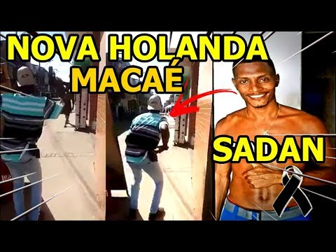 VIDEO CRIA ADA MACAÉ ANTES DE MORR#