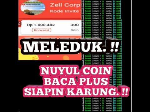 OMG !! NUYUL COIN BACAPLUS , AUTO INCESS, SIKATT!! ASEK ASEK JOSS !!