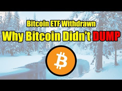 Why Bitcoin Didn't DUMP after ETF Withdraw – Bitcoin and Cryptocurrency News