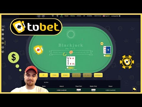 EOS Dapp Review – Tobet – Multiplayer Blackjack & Much More (Profit Sharing)