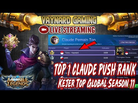 🔴[LIVE] MENUJU 20K SUBSCRIBER!! ADA GIVEAWAY YA!! YOKK GABUNG –  MOBILE LEGENDS