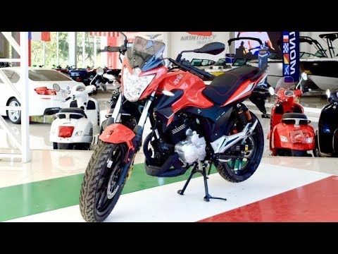 Aprilia STX 150 naked motorcycle showcased to dealers in India