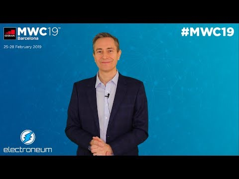 MWC2019   Electroneum