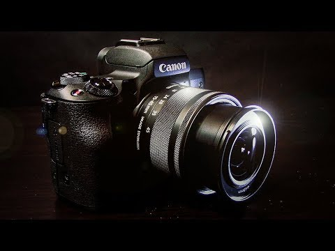 BUDGET Lenses you NEED for Canon EOS M50