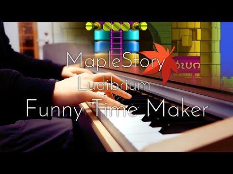 MapleStory – Ludibrium: Funny Time Maker (Eos Tower) – SLS Piano Cover