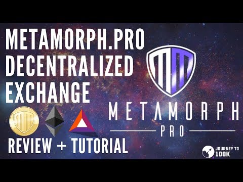 Metamorph Decentralized Exchange Cryptocurrency Review + Guide