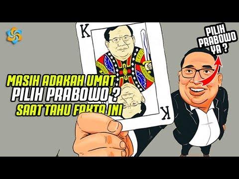 Setelah Tahu Fakta Ini , Apakah Ada Umat yang Pilih Prabowo ?