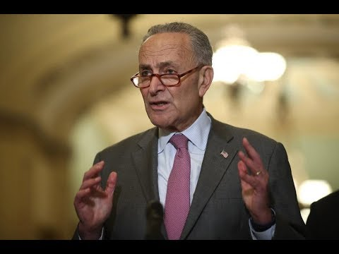 CHUCK SCHUMER IS ON THE VERGE OF THIS MASSIVE EMBARRASSMENT