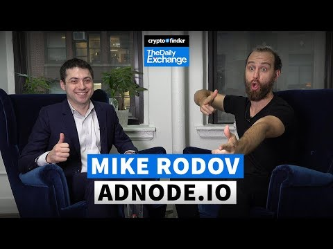 Building your blockchain business on EOS with AdNode   The Daily Exchange