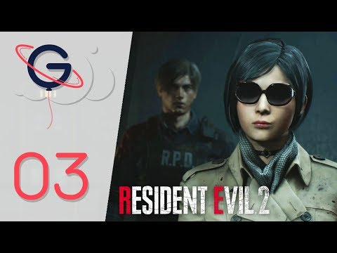 RESIDENT EVIL 2 REMAKE FR #3 : Rencontre avec Ada