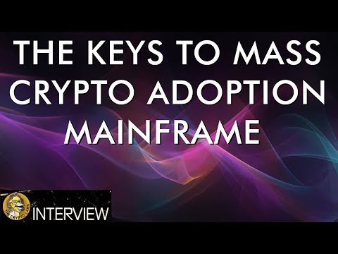 Cryptocurrency Mass Adoption & Internet Freedom – Mainframe