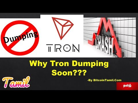 ⛔️Why Tron Dumping Soon!!!