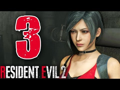ADA WONG e IL SEGRETO DI RACCON CITY – RESIDENT EVIL 2 REMAKE [Walkthrough Gameplay ITA – PARTE 3]