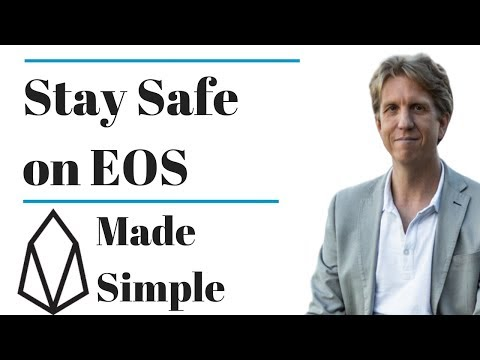 Using Multiple Accounts on EOS to Stay Safe – Staking & Creating Accounts – Simple Guide