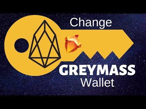 Change EOS & Telos Keys Using Greymass Wallet