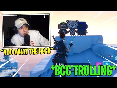 Cizzorz Reacts to BCC Trolling *0.1 SECOND* UNLUCKIEST TIMING EVER! – Fortnite Fails WTF Moments