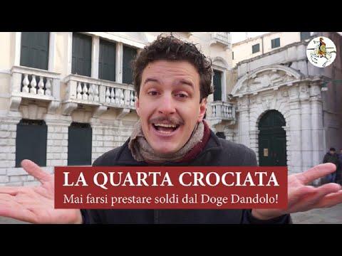 LA QUARTA CROCIATA, MAI FARSI PRESTARE SOLDI DAL DOGE DANDOLO! – I DOGI DI VENEZIA EP.19