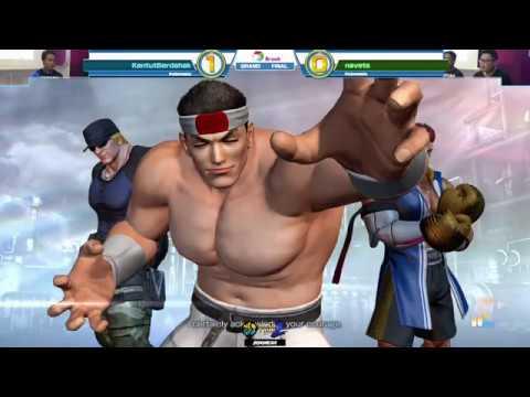 [Kof 14] (Grand final) Kentutberdahak vs navets (NGWT 2) Neo Geo World Tour 2 in Indonesia