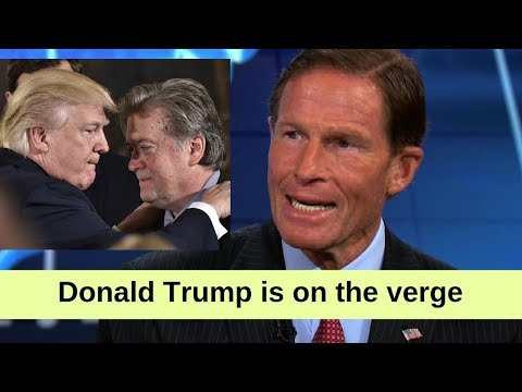Senator says Donald Trump is on the verge | Steve Bannon – Roger Stone