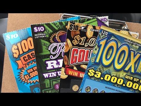 Random Comments Giveaways ! GA Gambler Mix Of Tix and Giveaways on Facebook Live !!