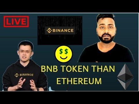 BINANCE COIN CHAIN LAUNCH /क्या होगा BNB PRICE को