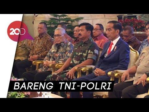 Ada Gatot Nurmantyo dalam Pertemuan Jokowi di Istana