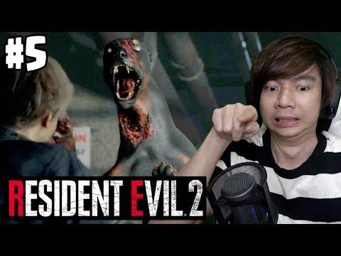 Ketemu Ada Wong – Resident Evil 2 Indonesia – Part 5