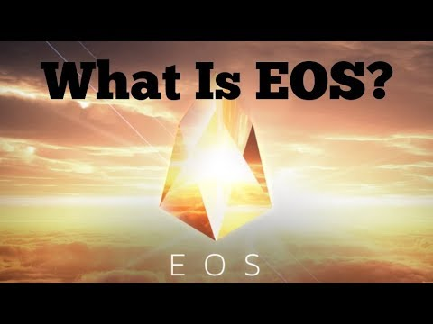 What Is EOS? From Beginner to Expert EXPLAINED!