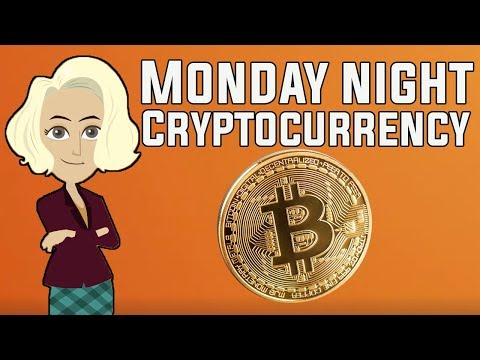 Monday Night Cryptocurrency & Bitcoin Market Analyisis