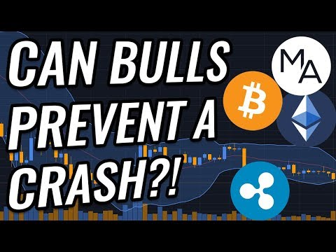 ALERT: Bearish Move Happening In Bitcoin & Crypto Markets! BTC, ETH, XRP, BCH & Cryptocurrency News!