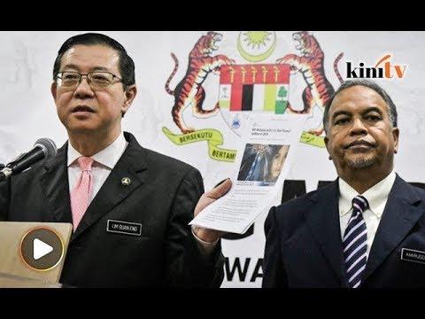 Guan Eng: M'sia akan peroleh kembali wang dirompak 1MDB