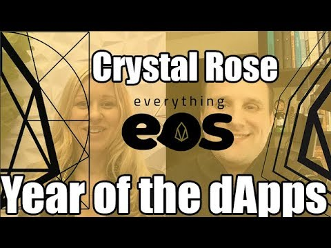 Everything EOS #46: Making Sense of EOS and Year of the dApps with Crystal Rose