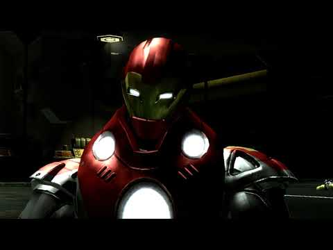 Iron Man 2 Xbox 360 Mission 4 – Protean