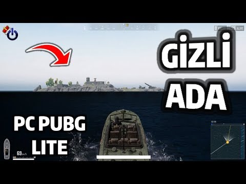 GİZLİ ADA – PUBG LITE PC 2019 SECRET ISLAND