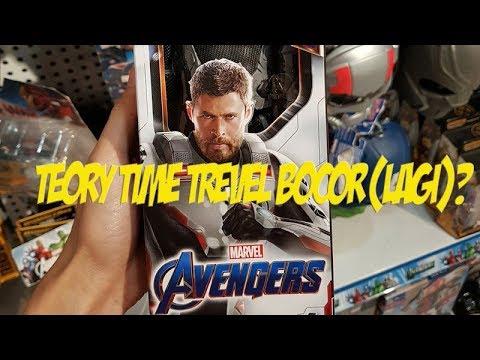 Apakah Teori Time Travel Akan Ada di Avengers End Game?
