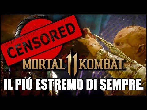 Mortal Kombat 11 PROVATO! Non avete idea di quanto sia ASSURDO!