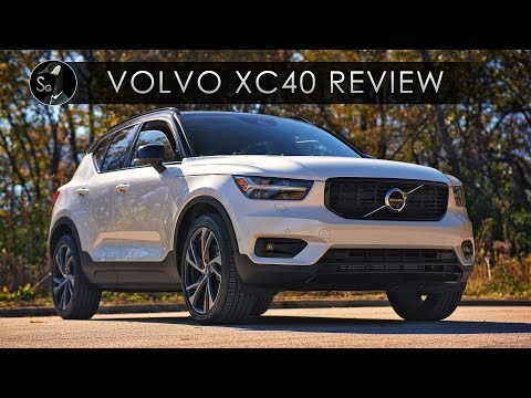 2019 Volvo XC40 Review | Neo Crossover