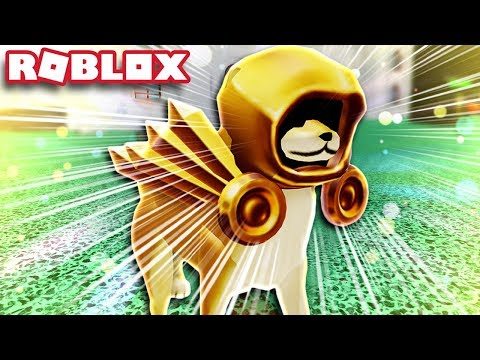 THE LEGENDARY DOMINUS DOGE! | Roblox Warrior Simulator
